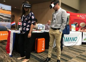 Virtual Reality Holland tour als eerste kennismaking