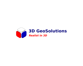 3D GeoSolutions logo